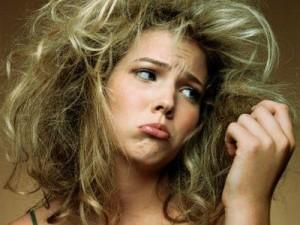 Как сделать волосы пушистыми