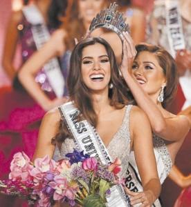 Королева конкурса Мисс вселенная 2015