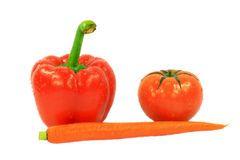 Овощи, богатые каротиноидами