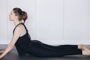 Упражнения при ПМС - снимаем спазм в животе
