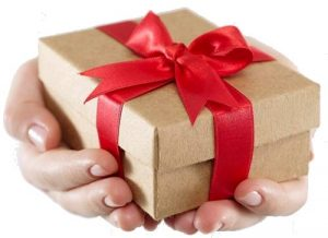 Подарок любимым