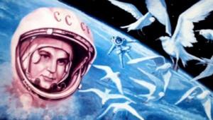 Валентина Терешкова - первая женщина, побывавшая в космосе