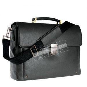 Хороший кожаный мужской портфель