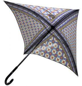 Квадратный зонт-трость Jean Paul Gaultier 1062 JPG